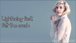 Ellie Goulding - Holding On For Life (Lyrics)
