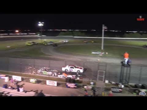 South Texas Speedway Tecate Race 2 Pure Stock Feature