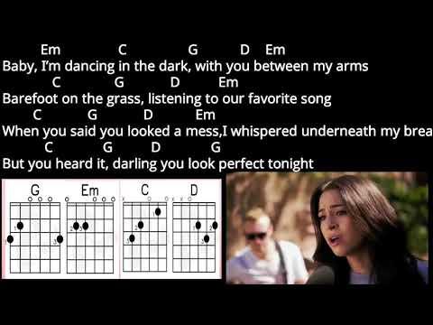 perfect-ed-sheeran-lyrics-and-guitar-chord