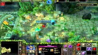Warcraft III - Shadow Orb Fragments location