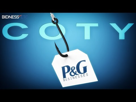 Coty Inc. Takes over Proctor & Gamble Fragrance Licenses