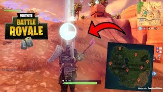 """COMPLETE TIMED TRIALS"" ALL LOCATIONS EASIEST METHOD FORTNITE WEEK 6 SEASON 5 CHALLENGES LOCATIONS!"