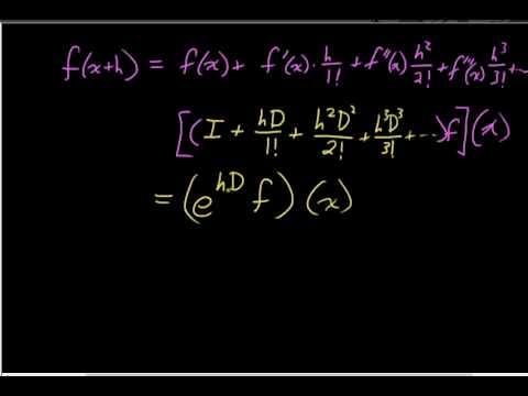 Simple Derivation of Euler Summation Formula