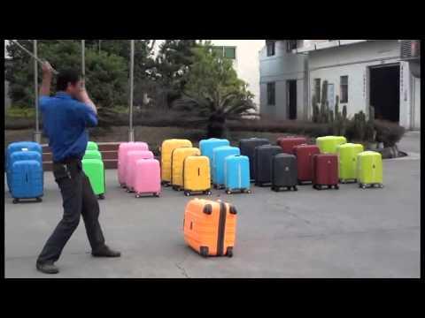 Неубиваемый чемодан