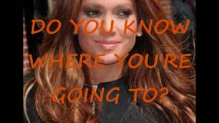 Do You Know Where You re Going To with Lyrics song by Jenifer Lopez