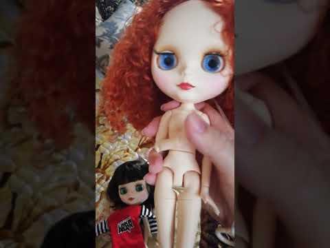 Куклы Нео Блайз с Алиэкспресс