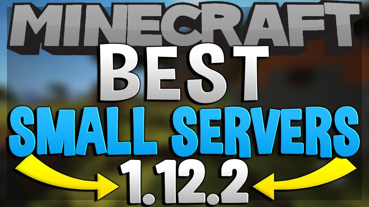 5 Small Minecraft Servers YOU SHOULD TRY! (Top Minecraft Servers)