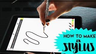 Як зробити iPad стилус легкий підручник | іграшки компанія