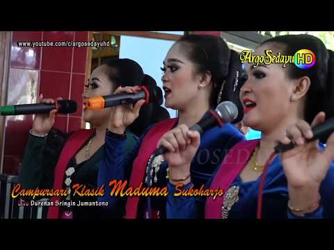 Campursari Klasik Maduma (HD) GENDING PAMBUKO Joss Ayu Ayu