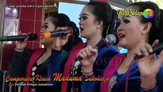 Top Hits -  Cursari Klasik Maduma Hd Gending Pambuko