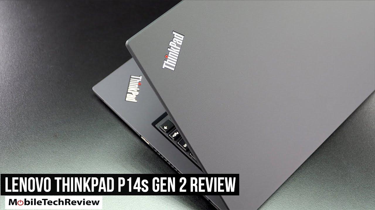 Lenovo ThinkPad P14s Gen 2 Review