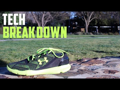 under armour speedform apollo review