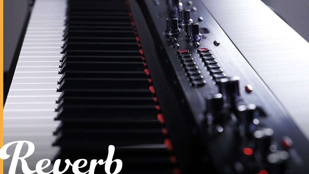 Korg Grandstage (Released) - Music Player Network