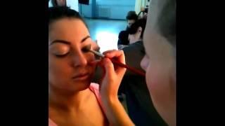 макияж в стиле Моники Беллуччи