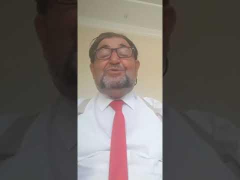 Nuri Böcekbakan'ile Cuma Sohbetleri 24 Temmuz 2020