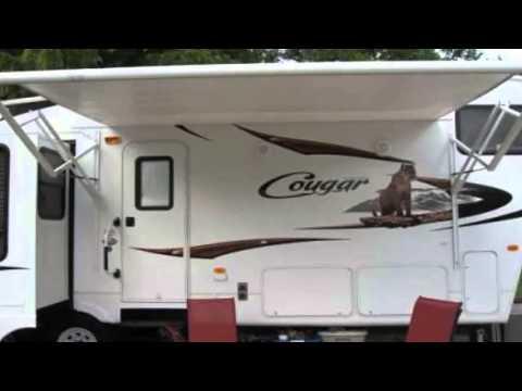 2010 Keystone Cougar 326 MKS 5th Wheel in Effie, LA