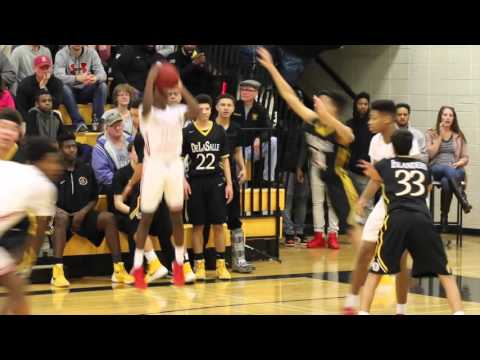 DeLaSalle defeats Patrick Henry to advance to section finals