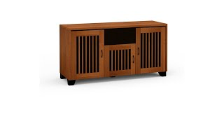 Audio Advisor Review - Salamander Chameleon Sonoma 336 TV Cabinet