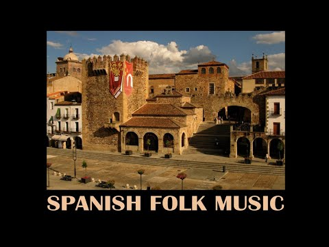 Folk music from Spain - Las lavanderas de Cáceres by Arany Zoltán