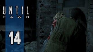 Until Dawn: Part 14 - PLOT TWIST - Gameplay / Walkthrough