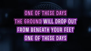 These Days (Karaoke Version) - Foo Fighters | TracksPlanet