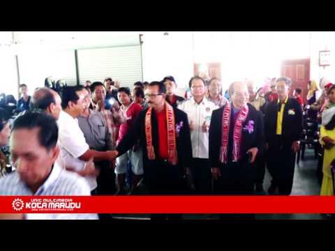 Majlis Presiden USNO Bersama Rakyat, Kota Marudu HD