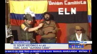 """Gambar cover El golpe histórico a las FARC, la muerte de alias """"Alfonso Cano"""""""