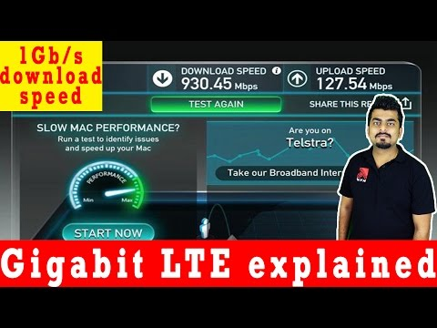 Gigabit LTE explained Get download speed of 1Gb/s | know your gadget
