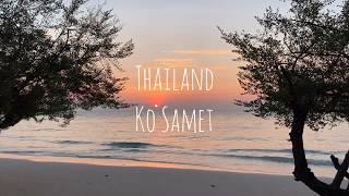 태국 코사멧 흔한 풍경과 파라디 리조트 Thailand…
