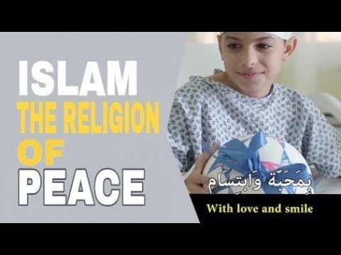 DEEN ASSALAM || Islam, The Religion of Piece (Arabic and English Lyric)