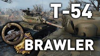 World of Tanks    T-54 - Brawl Master