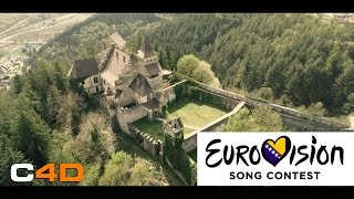 DALAL & DEEN FEAT ANA RUCNER & JALA - LJUBAV JE (OFFICIAL VIDEO EUROSONG 2016)