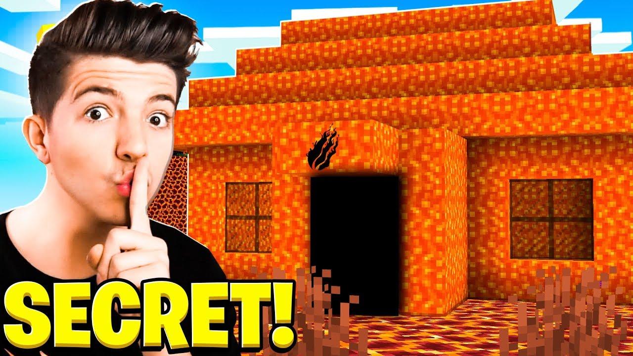 I Found Prestonplayz Secret Minecraft Server