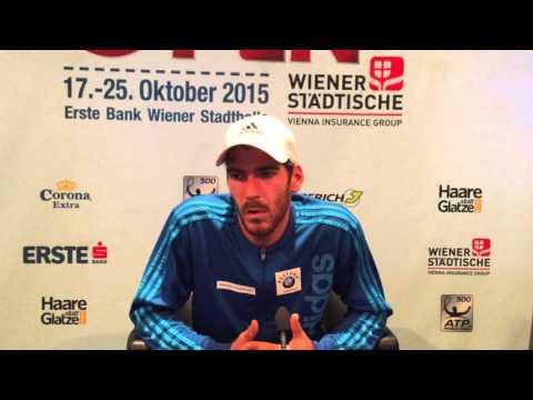ATP Erste Bank Open 500: Interview mit Gerald Melzer