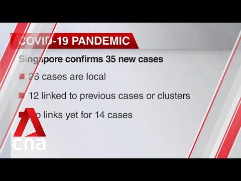 Singapore confirms 35