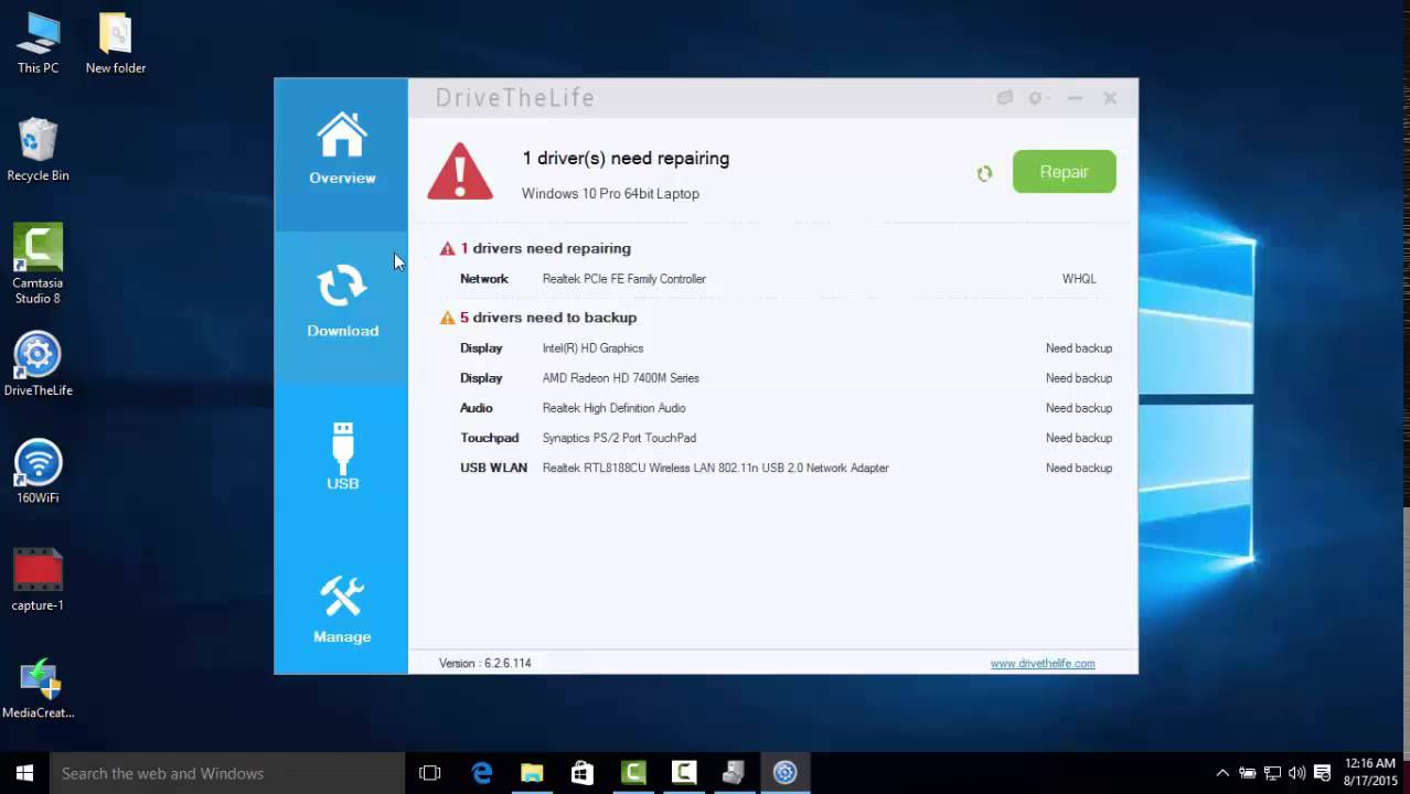 wifi adapters not working windows 10