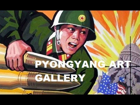 Pyongyang Art Gallery