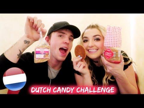 Dutch Candy Challenge w RYLAND  | Rydel Lynch