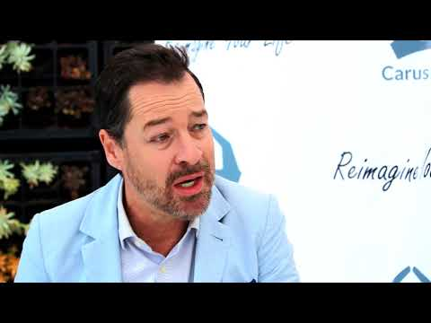 Carus Recovery - EcoLuxe Lounge - Gretchen Rossi - French Stewart