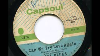 KOOL BLUES - Can we try love again - CAPSOUL