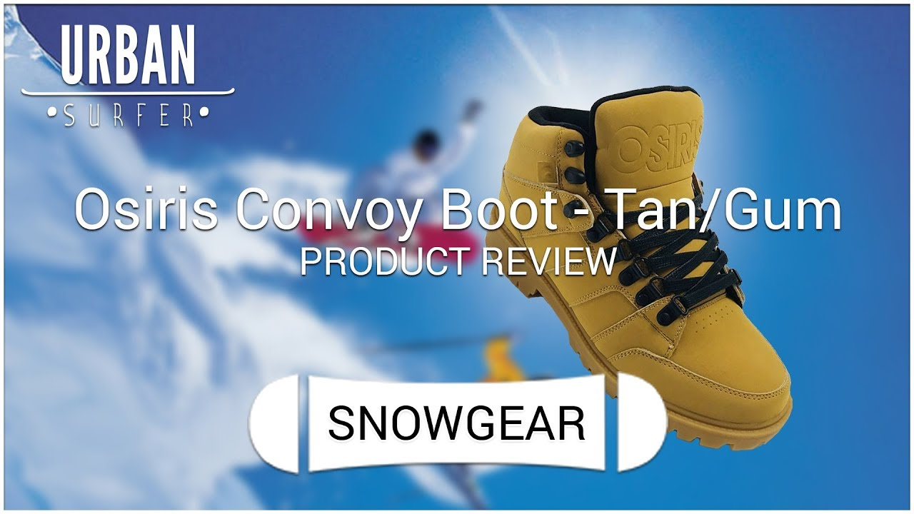 new release buying cheap look for Osiris Convoy Boots Product review