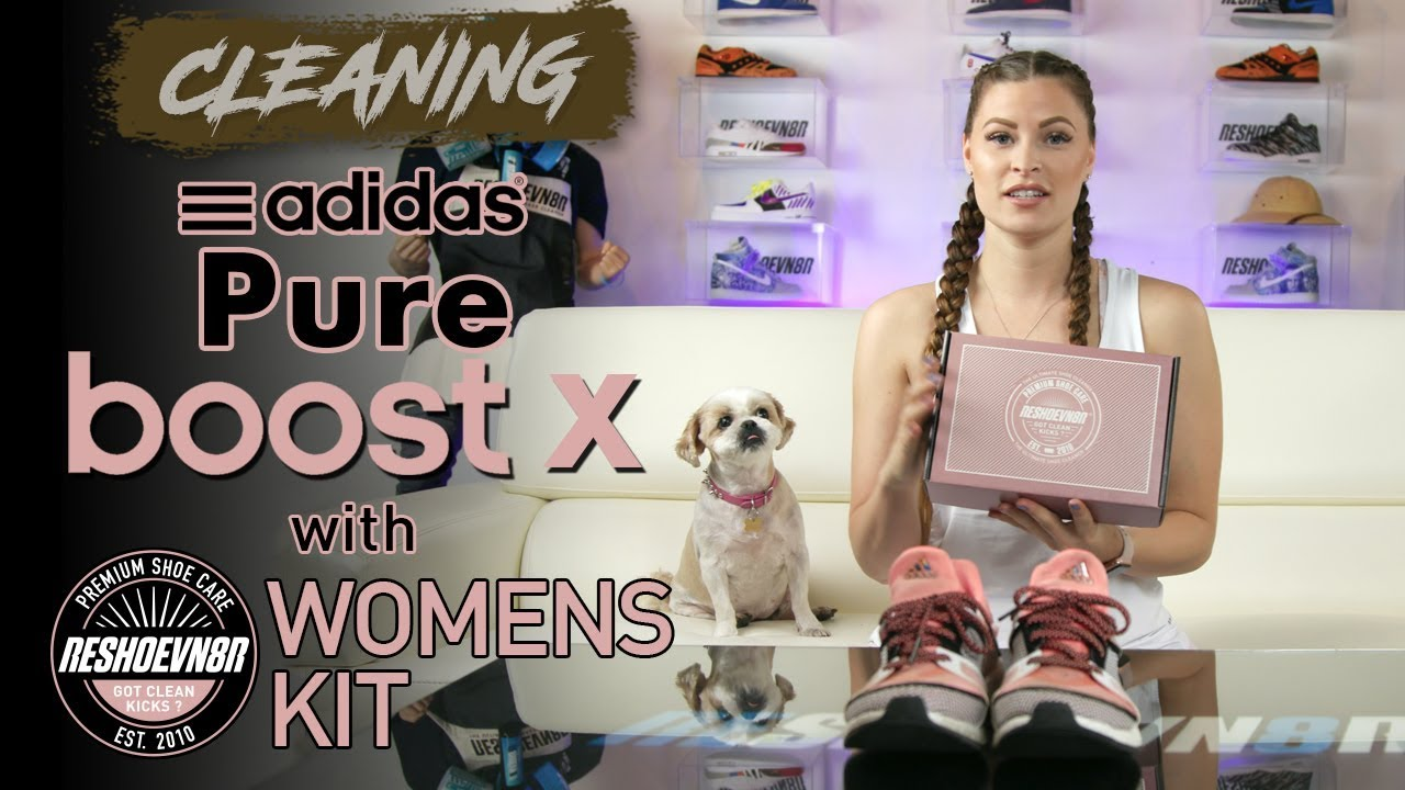 041bdfdb6 How to Clean Adidas Pure Boost + Special Announcement - YouTube