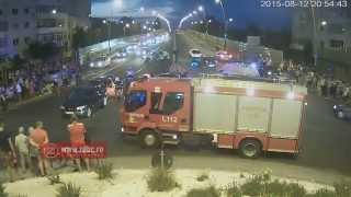 Accident Bacau pod Margineni 12 august 2015