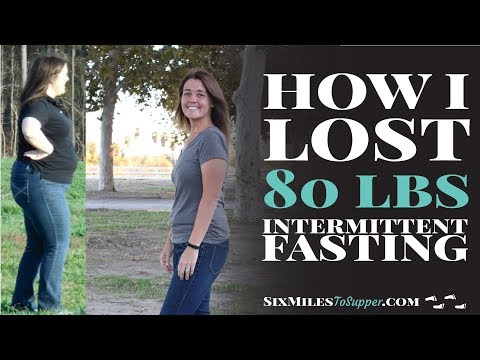 how-i-lost-80-pounds-with-intermittent-fasting