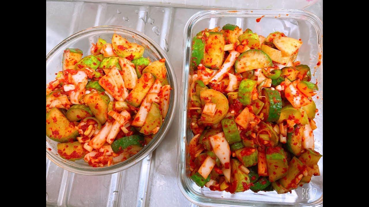 爽脆可口的应季下饭小菜--拌黄瓜