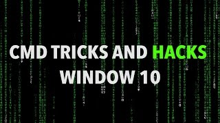 cmd tricks awesome cmd tricks collected the most epic command prompt functions windows 10 cmd