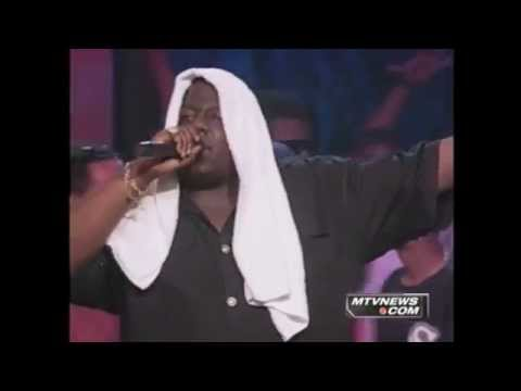 (August 3, 1995) - The Notorious B.I.G. on The Source Awards - Album Of The Year