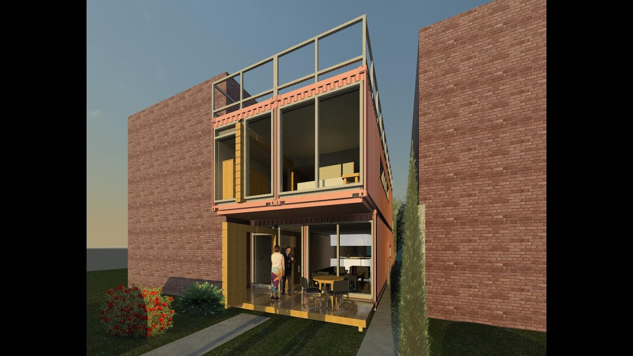 Shipping container house movie 2 youtube - Bithcin shipping container house ii ...