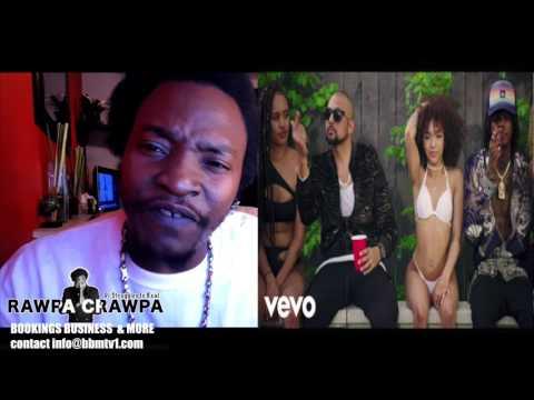 Alkaline, Sean Paul - Gyalis Pro Official Video (26 June 2017) Rawpa Crawpa Review