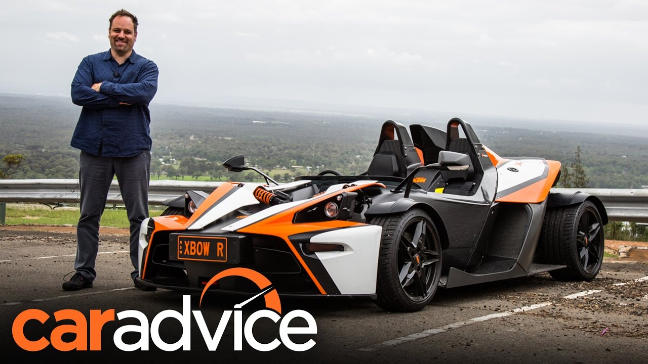 2017 Ktm X Bow Review Caradvice Youtube